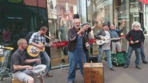 Straatmuziekfeest Lelystad 2015, een verslag